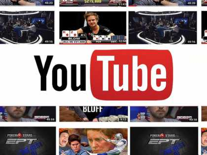 Poker on YouTube: Our Top 5 Favorite Channels
