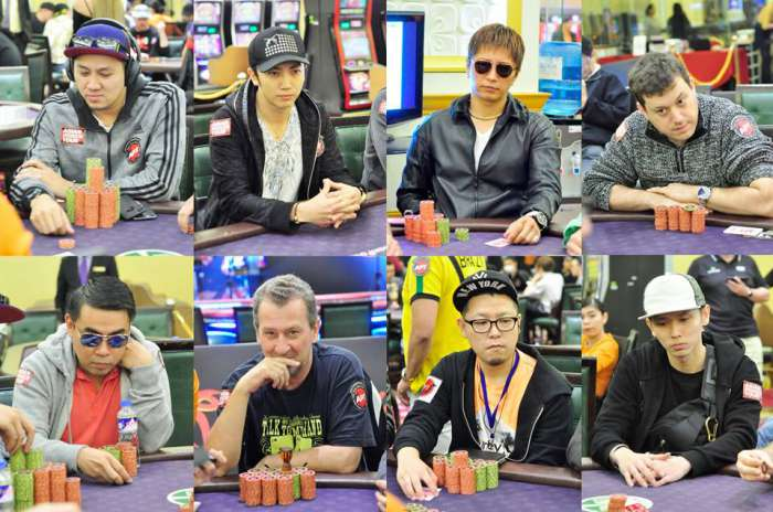 APT Main Event Final 8 (Photo APT)