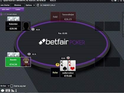 Private Freeroll on Betfair: €100 prize pool, No deposit needed