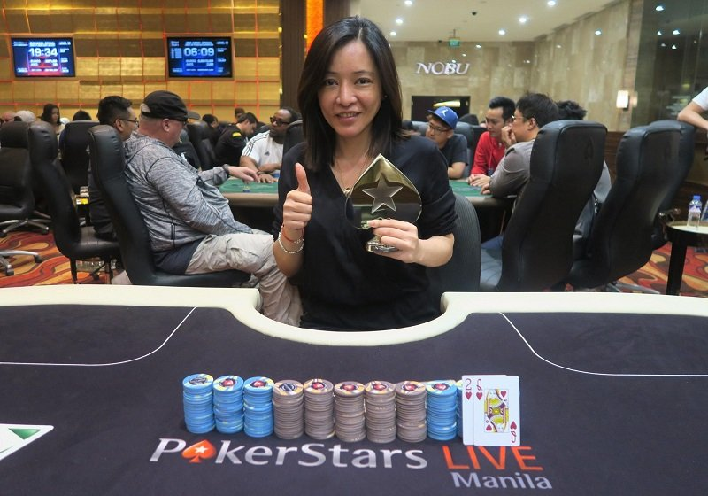 Chia-lin Chang (Photo Pokerstars)