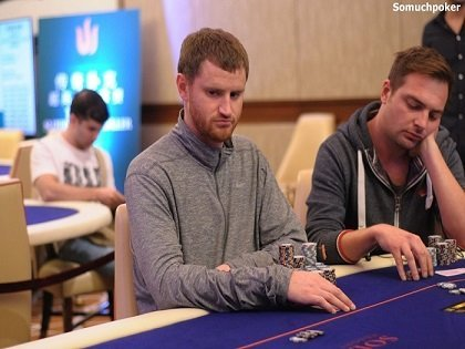 GPI Players of the Year 2016: David Peters and Yang Zhang for Asia top rankings