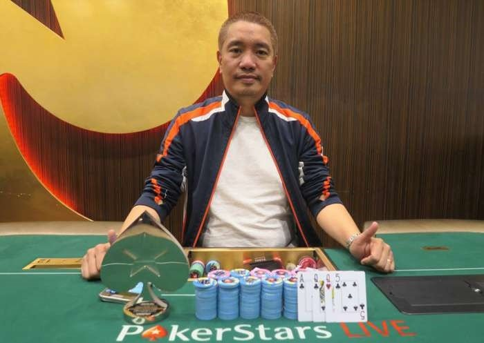 Terry Gonzaga (Photo PokerStars)