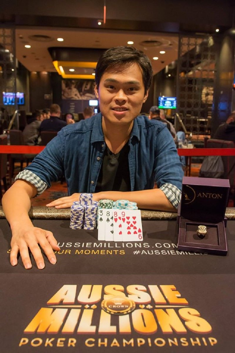 James Chen (Photo Crown)