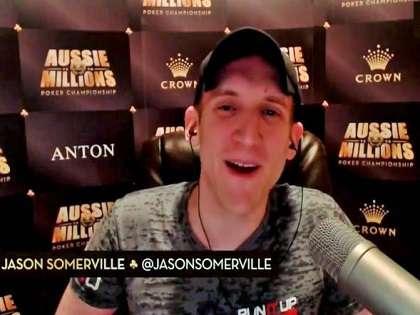 Live stream: Aussie Millions 100k Challenge Final Table