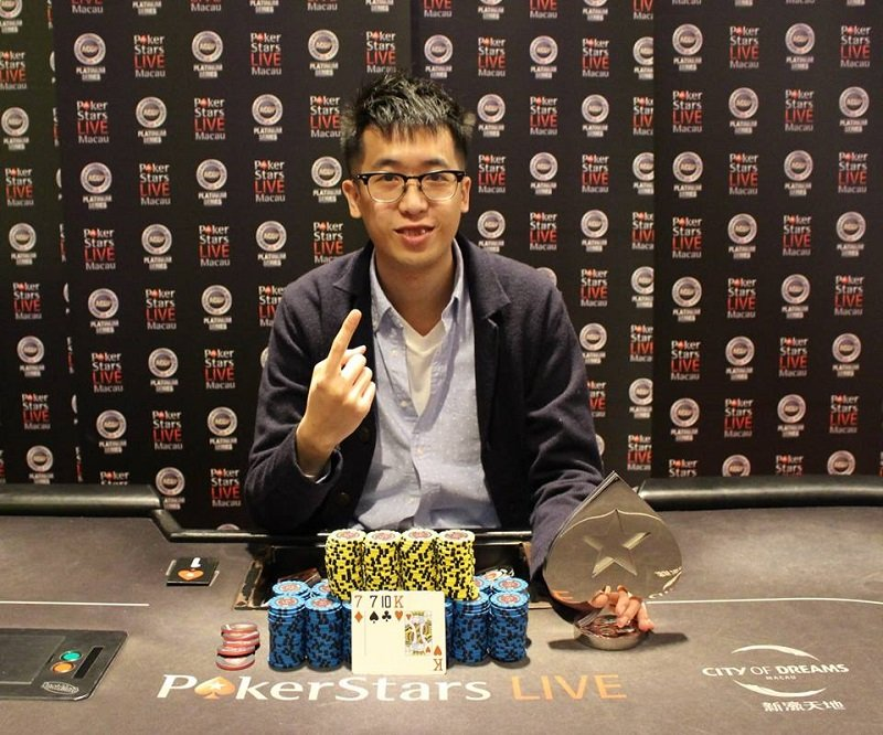 Kevin Tse (Photo Pokerstars)
