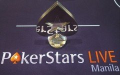 PokerStars Live Manila Results 240x150