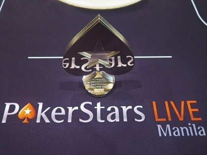PokerStars LIVE Manila Official Results
