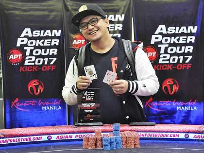 APT Kickoff 2017: Local pros John Tech and Lester Edoc with early wins