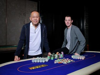 Paul Phua opens a training website endorsed by Ivey and Dwan