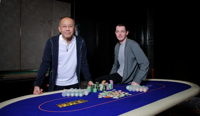 Paul Phua & Tom Dwan
