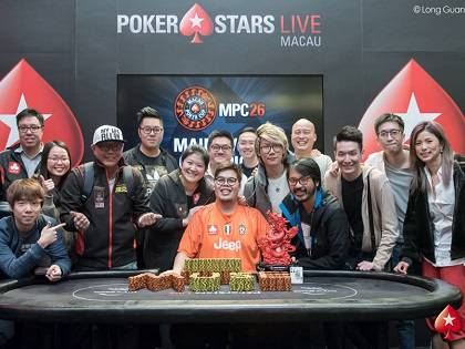 MPC 26: Alan Lau wins the Red Dragon for HK$3,2M