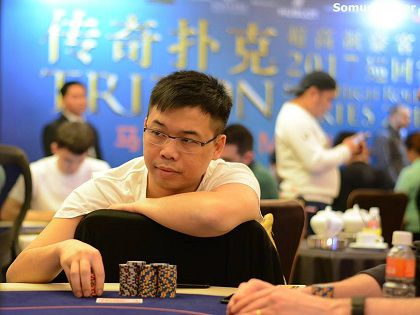 Triton SHR Series Main Event: End of Day 1 Chip Counts