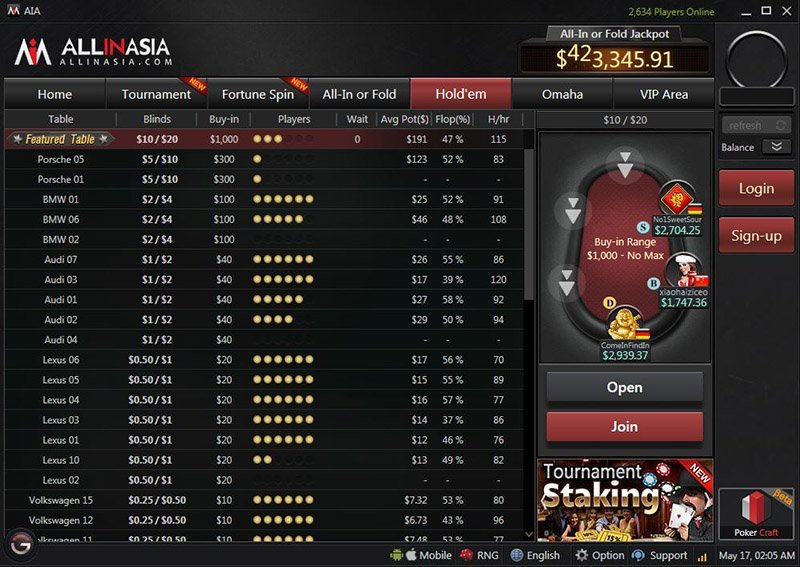 Lobby All In Asia