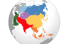 Location-Asia-UNsubregions_orthographic_projection