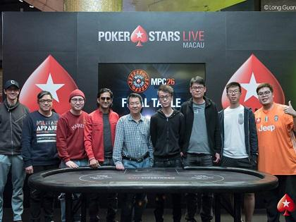 Meet the Final Nine players of the MPC 26 Red Dragon