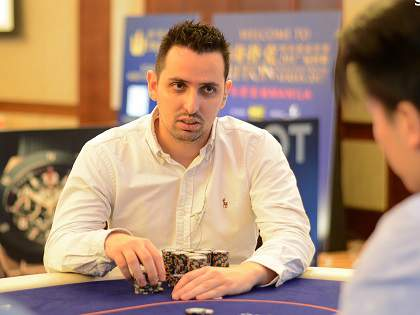 Interview: Getting to know Spain's high roller Sergio Aido
