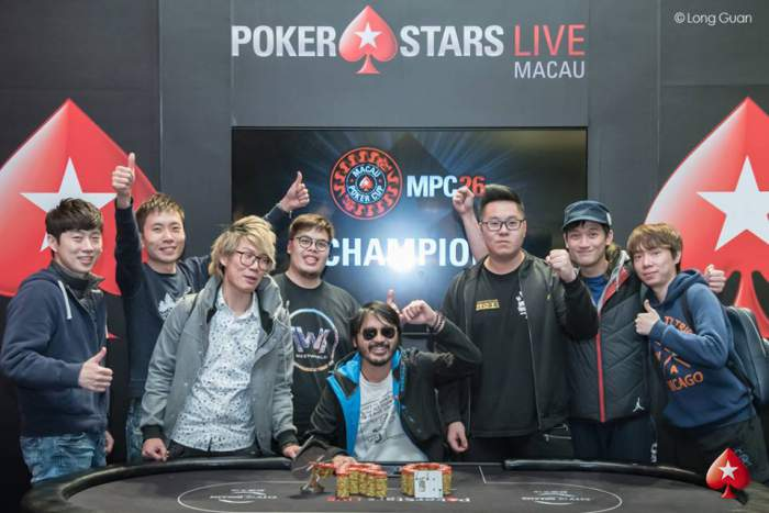 Sparrow Cheung - Photo PokerStars
