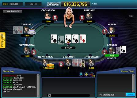 Poker site close account