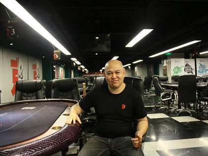 Poker In China: Interview with Zhang Yangchun, CEO of Beijing Poker Club