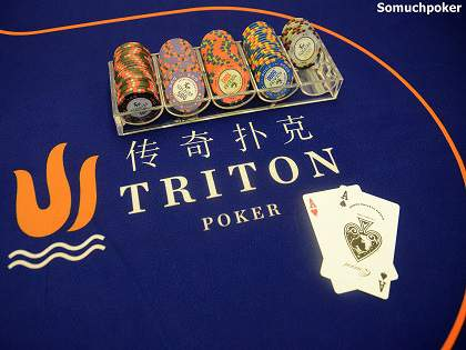 Triton Returns with HKD 1M Buy-In Short Deck Event