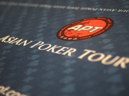 The Asian Poker Tour makes a return to the Super High Roller scene