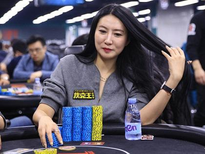 Many notable pros survive APL Main Event Day 2; Canlin Chen in the lead