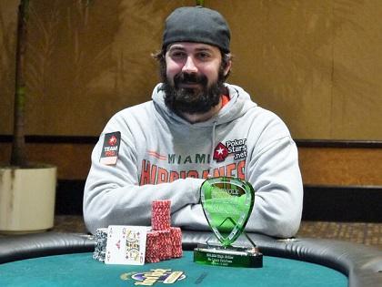 Jason Mercier triumphs in the $25K event at Seminole Hard Rock Poker Showdown