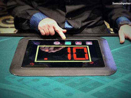 Can the introduction of a shot clock transform the game of poker for the better?
