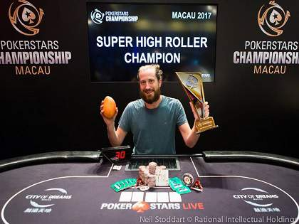 PokerStars Championship Macau highlights: O'Dwyer wins the Super High Roller