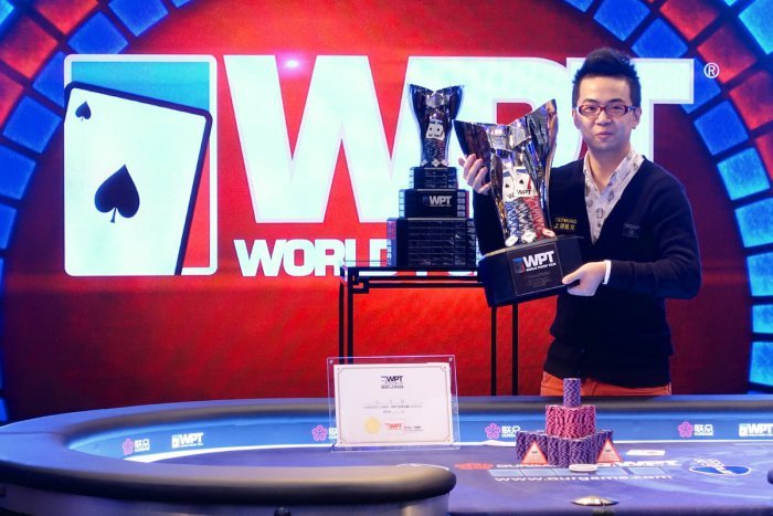Pete Chen - Photo WPT