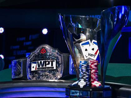 The World Poker Tour announces first-ever event in India