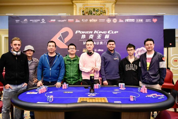 Final Table - Photo PKC