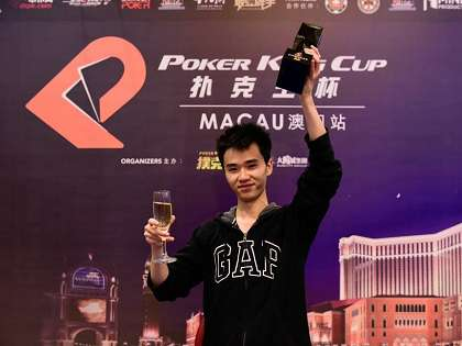PKC Macau: Longyun Li claims the Main Event title; Ichinose and Takayama win trophies
