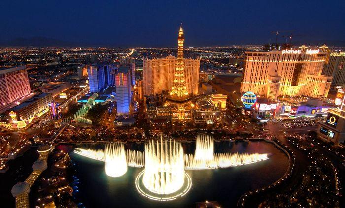 Summer In Vegas