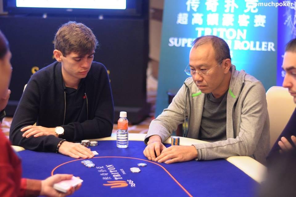 Paul Phua vs Fedor Holz (Triton SHR Series)