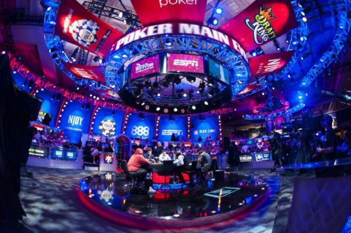 wsop main event dates