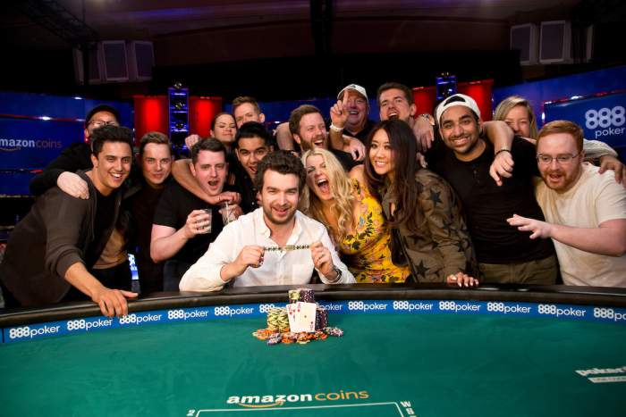 Chris Moorman - Photo WSOP
