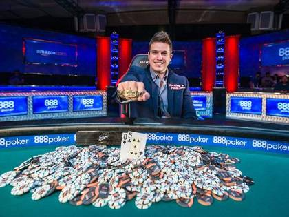 Watch Doug Polk Vlogging About His Victory In The 111 111 Wsop One Drop Somuchpoker