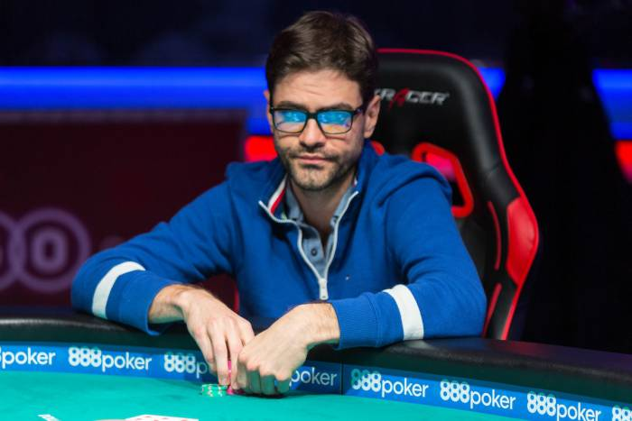 James Obst - Photo WSOP