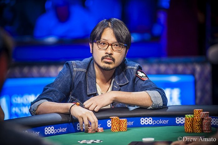 Sparrow Cheung - Photo WSOP