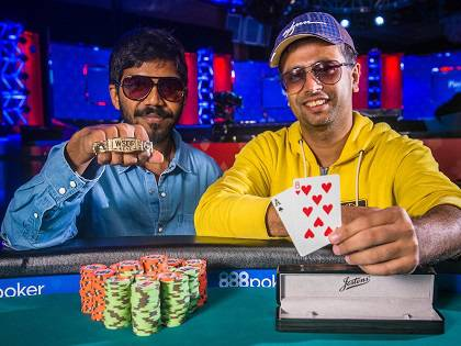 WSOP 2017 Update: Team India makes some noise, captures first-ever bracelet; Agarwal lands Final Table