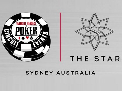 2017 WSOP Sydney - Official Schedule