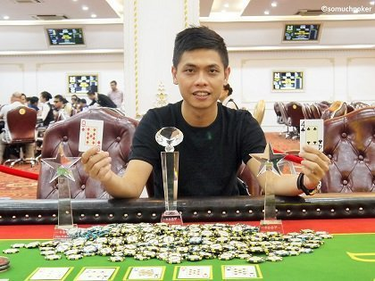 Pro Poker Club concludes first major poker event in Ho Chi Minh City