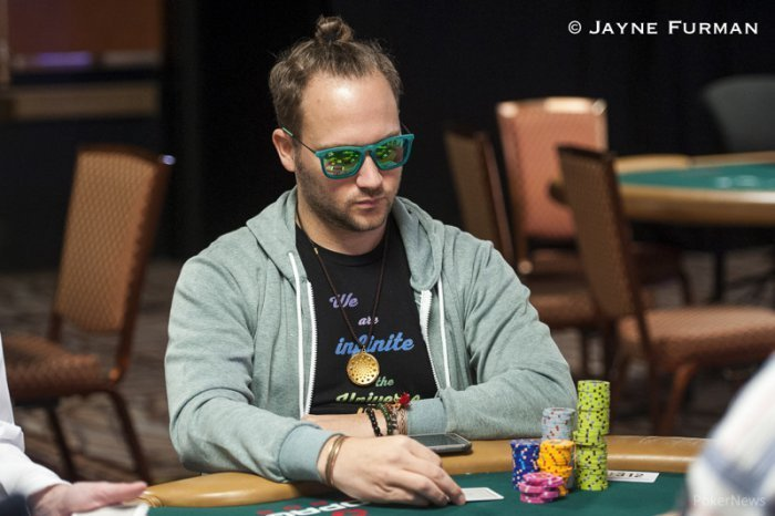 Calvin Anderson - Photo WSOP