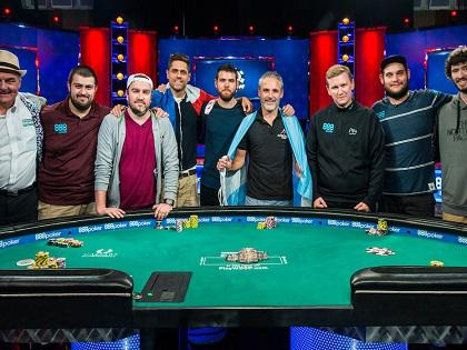 WSOP Main Event: Lamb and Saout return as Blumstein leads Final Table