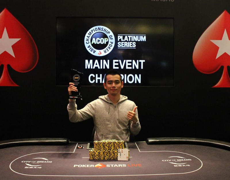 ACOP Platinum Series 19 – Official Results