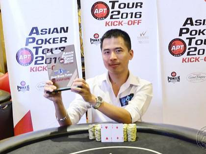 5 minutes with Julien Tran, Co-founder of Poker Coach Vietnam