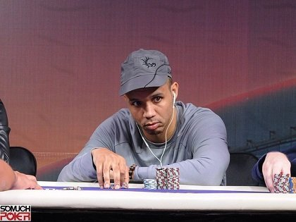 Where is Phil Ivey?