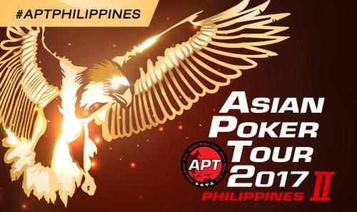 APT Philippines 2017 II Schedule