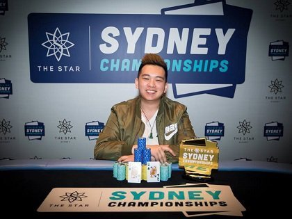 Sydney Championships: Henry Tran wins the Main Event for $AU300,000